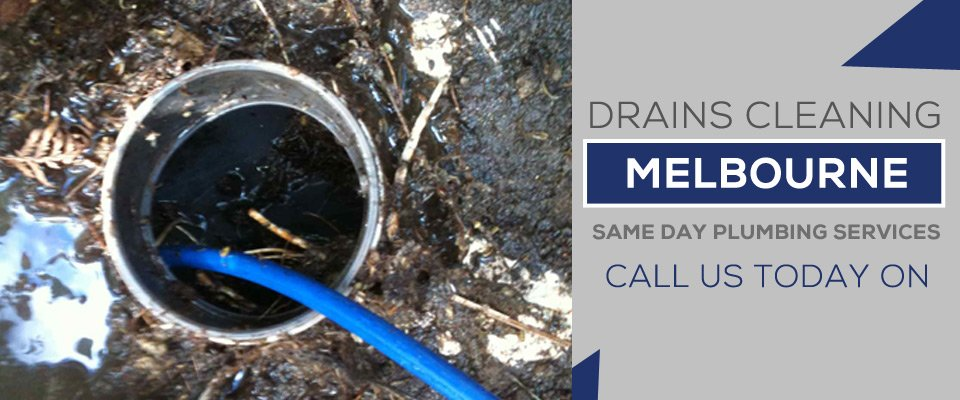 Drain Cleaning Melbourne