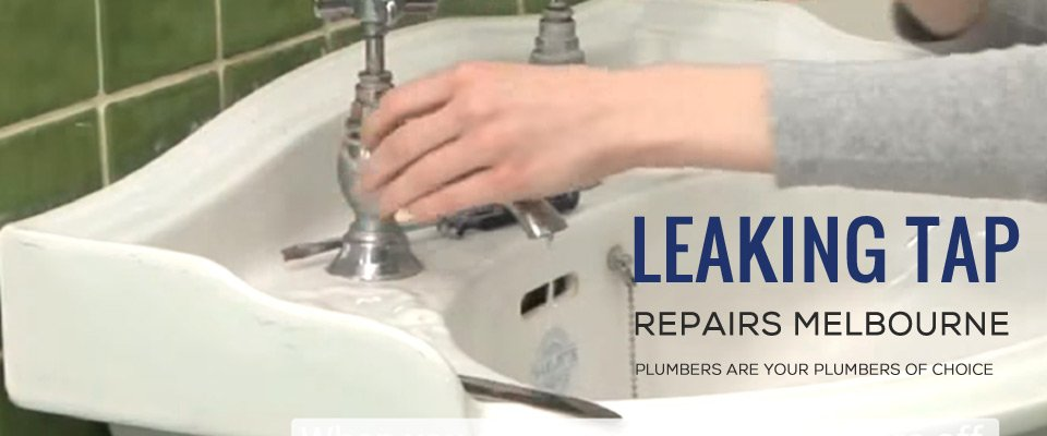 Leaking Tap Repairs Blowhard