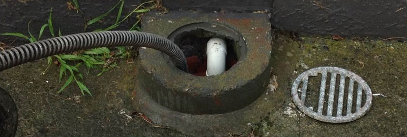 Blocked Storm water Drains unblocking services